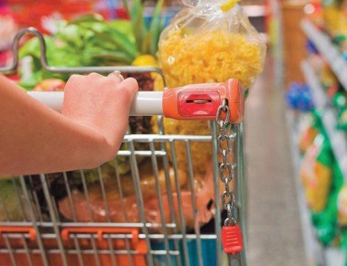 Volume de compras das famílias recua ao patamar de 2010