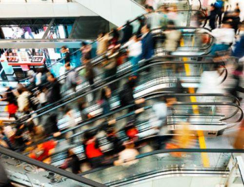 Fluxo de pessoas em shoppings tem melhor resultado do ano