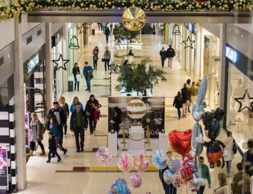 Fluxo de pessoas em shopping cresce 1,5% em 2017