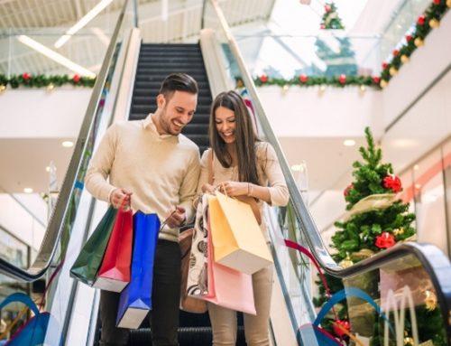 Fluxo em shopping cresce 1,3% em abril