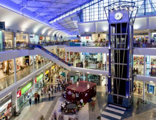 Fluxo em shopping cresce 2,6% em outubro