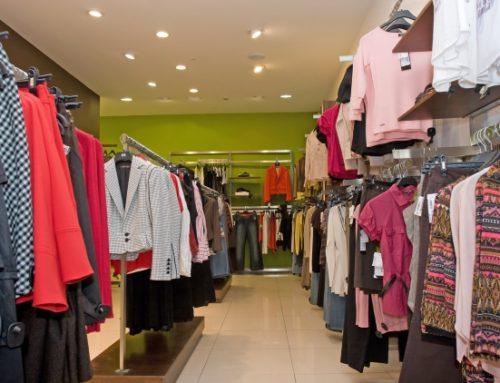 Vendas do varejo de moda crescem em março
