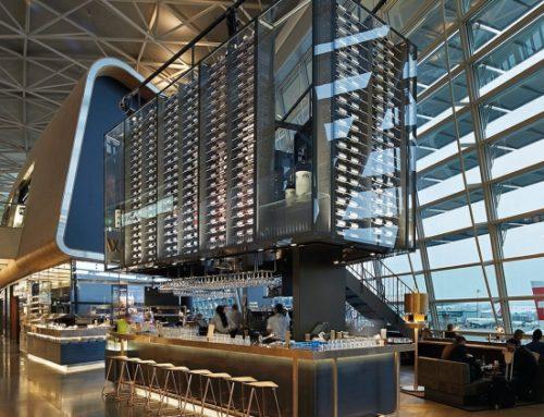 O céu é o limite para operações de alimentação em aeroportos