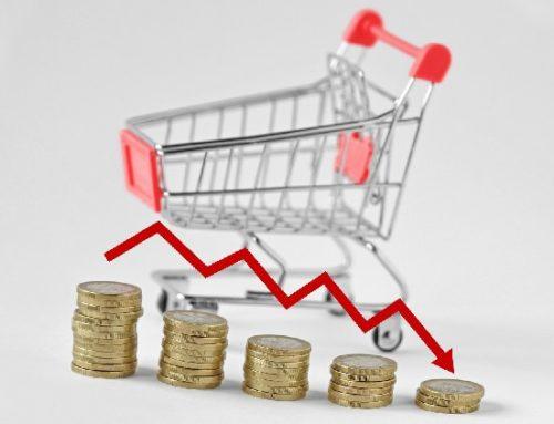 Cinco entre oito atividades do varejo tiveram queda nas vendas em abril