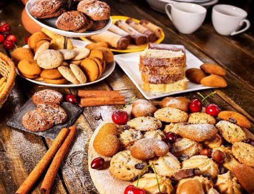 Exportação de biscoitos, pães e massas cresce em 2019