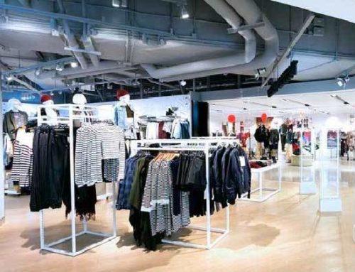 Varejo de vestuário cresce 8,14% no país