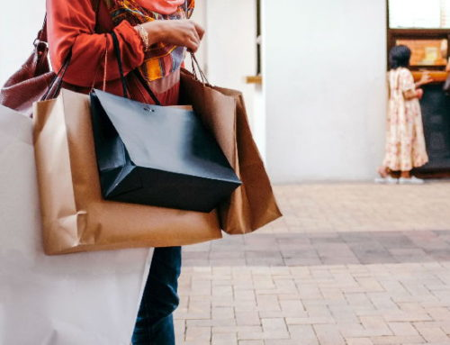 Vendas no varejo dos EUA caem, sinalizando uma possível desaceleração