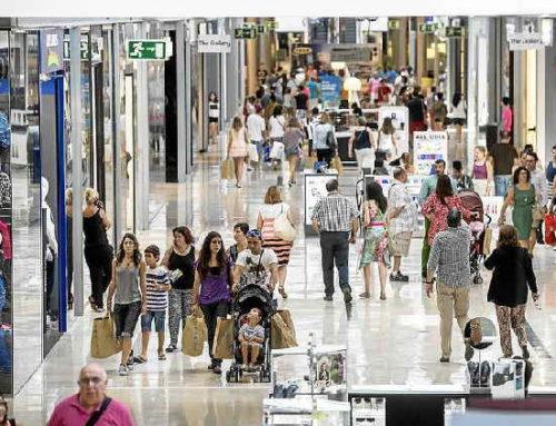 Shoppings têm alta de 10,5% nas vendas em outubro