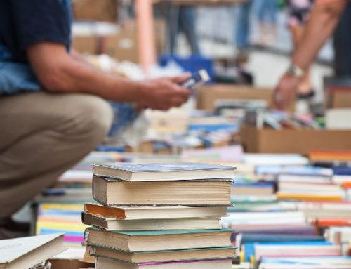 Varejo de livros recua 7% em 2019