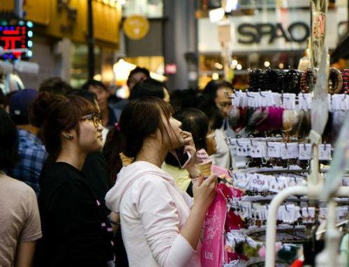 Vendas do varejo chinês cresceram 8% em 2019