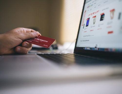 Vendas no e-commerce registraram queda em dezembro