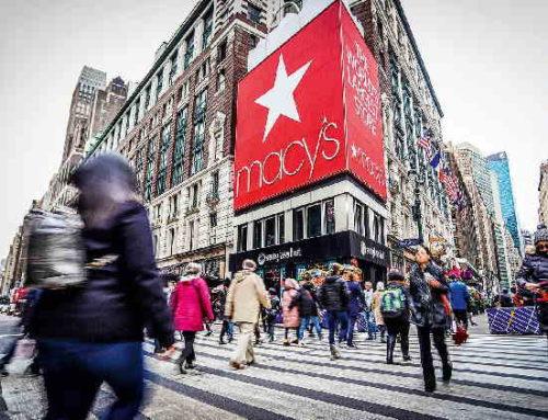 Vendas no varejo americano devem chegar a US$ 3,9 trilhões em 2020