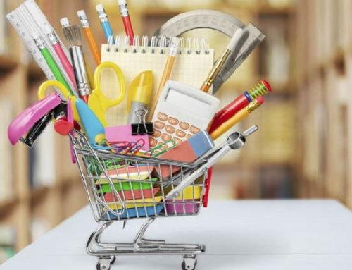 Voltas às aulas: vendas podem crescer 5%