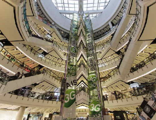 Consumidor prefere shopping à loja de rua