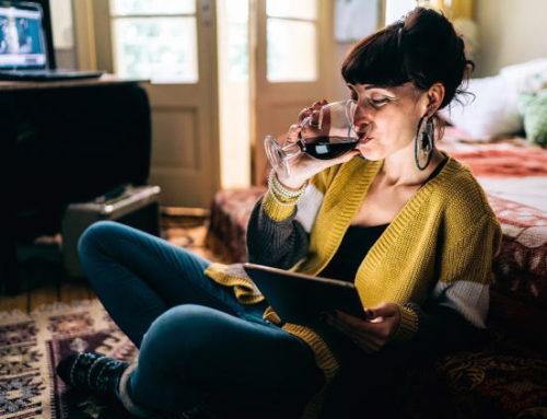 Venda online de bebidas alcoólicas cresce 93,9% durante a pandemia